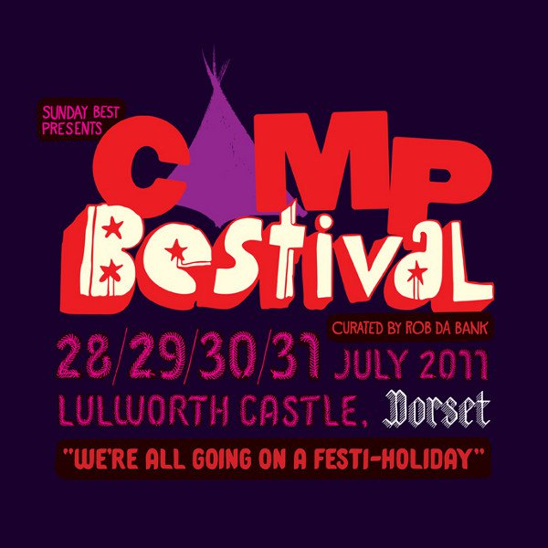 Jam Baxter Spoken Word Set Camp Bestival Lulworth