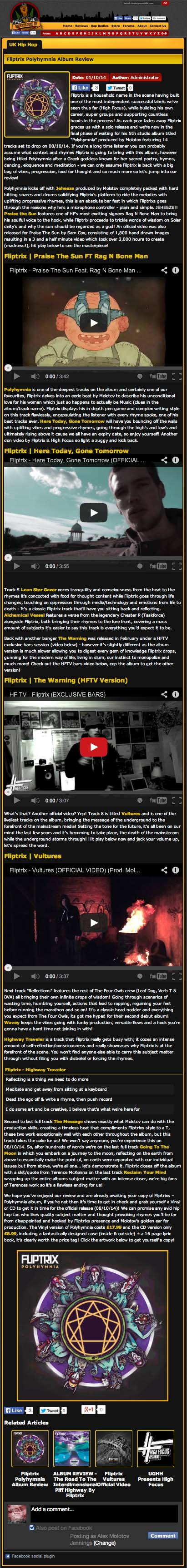 Press – Page 56 – Official Website of High Focus Records