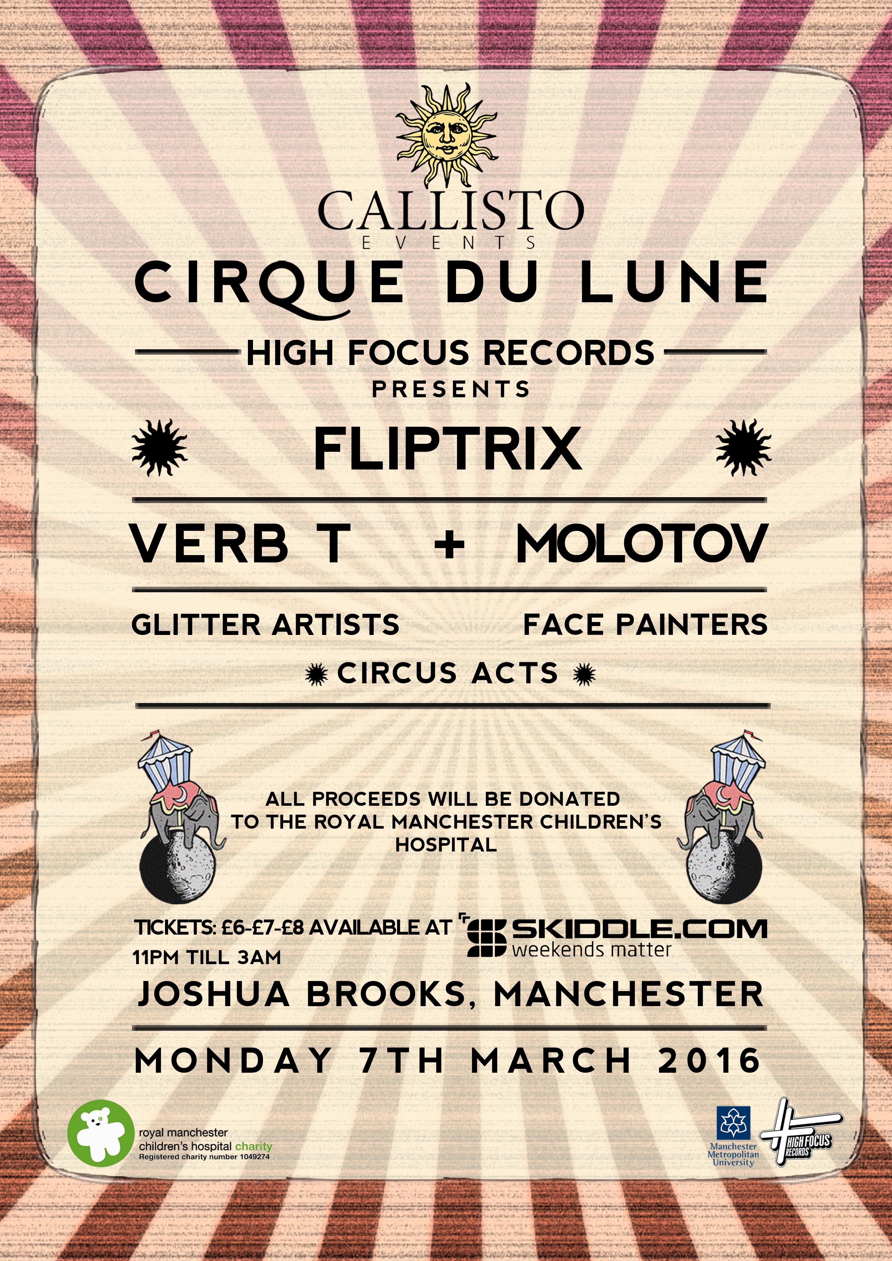Fliptrix verb t molotov live joshua brooks manchester cirque du lane a3 1 stopboris Images