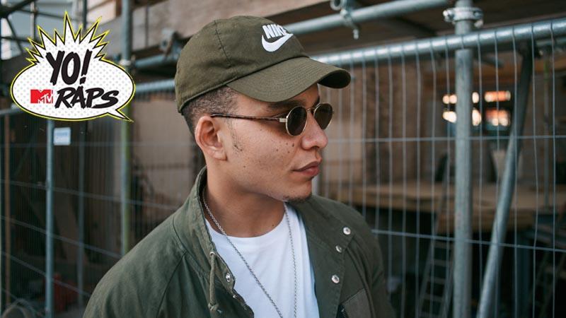 Ocean Wisdom Featured on 'YO! MTV Raps' – Official Website of High