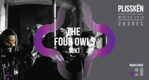 The Four Owls _ Main Stage